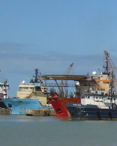 Plansea Solutions Limited harbour scene